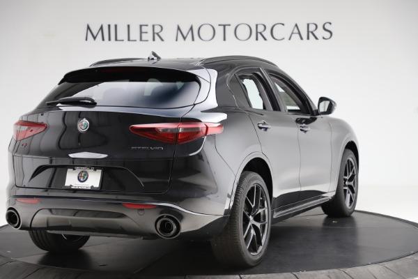 New 2020 Alfa Romeo Stelvio Ti Q4 for sale $52,445 at Maserati of Westport in Westport CT 06880 7