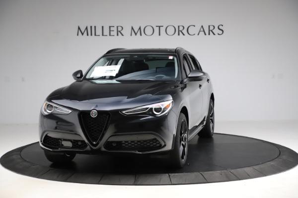 New 2020 Alfa Romeo Stelvio Ti Q4 for sale $52,445 at Maserati of Westport in Westport CT 06880 1