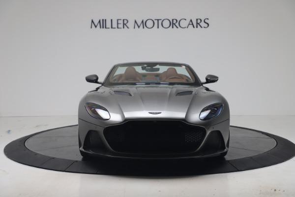 New 2020 Aston Martin DBS Superleggera Volante for sale $375,916 at Maserati of Westport in Westport CT 06880 11