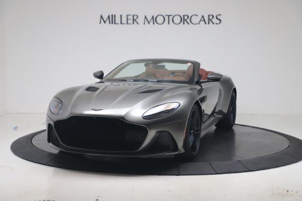 New 2020 Aston Martin DBS Superleggera Volante for sale $375,916 at Maserati of Westport in Westport CT 06880 12