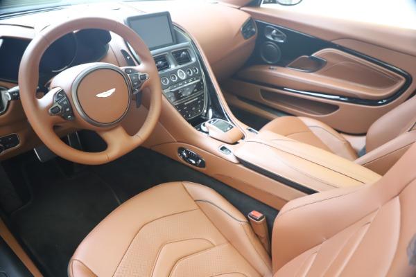 New 2020 Aston Martin DBS Superleggera Volante for sale $375,916 at Maserati of Westport in Westport CT 06880 13
