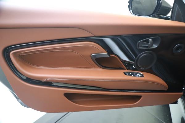 New 2020 Aston Martin DBS Superleggera Volante for sale $375,916 at Maserati of Westport in Westport CT 06880 18
