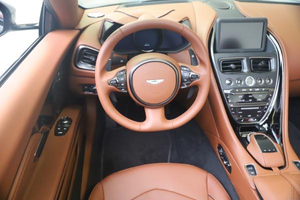 New 2020 Aston Martin DBS Superleggera Volante for sale $375,916 at Maserati of Westport in Westport CT 06880 19