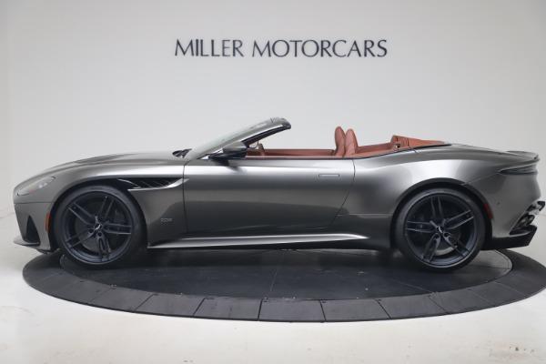 New 2020 Aston Martin DBS Superleggera Volante for sale $375,916 at Maserati of Westport in Westport CT 06880 2