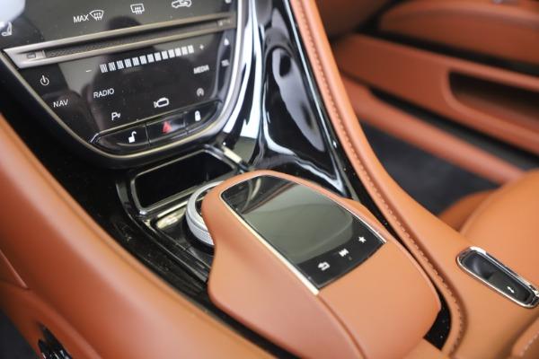 New 2020 Aston Martin DBS Superleggera Volante for sale $375,916 at Maserati of Westport in Westport CT 06880 20