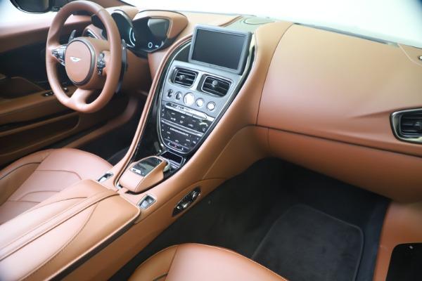 New 2020 Aston Martin DBS Superleggera Volante for sale $375,916 at Maserati of Westport in Westport CT 06880 21