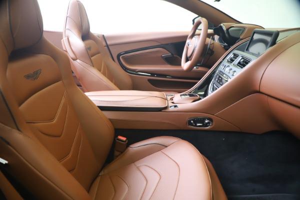 New 2020 Aston Martin DBS Superleggera Volante for sale $375,916 at Maserati of Westport in Westport CT 06880 23