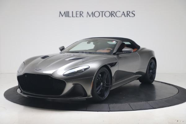 New 2020 Aston Martin DBS Superleggera Volante for sale $375,916 at Maserati of Westport in Westport CT 06880 26