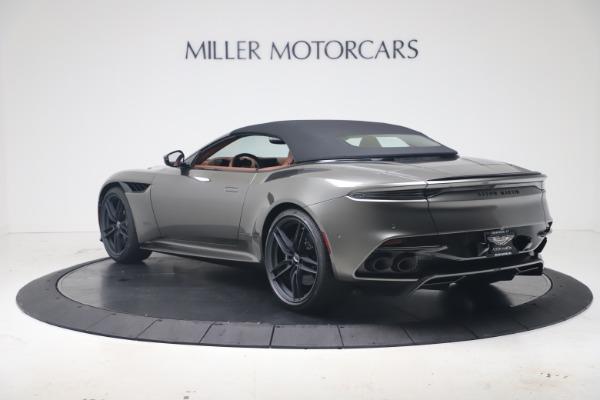 New 2020 Aston Martin DBS Superleggera Volante for sale $375,916 at Maserati of Westport in Westport CT 06880 28