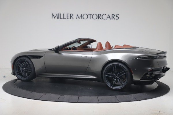 New 2020 Aston Martin DBS Superleggera Volante for sale $375,916 at Maserati of Westport in Westport CT 06880 3