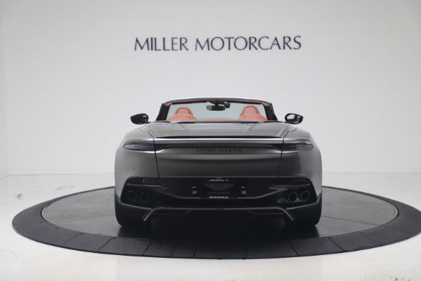 New 2020 Aston Martin DBS Superleggera Volante for sale $375,916 at Maserati of Westport in Westport CT 06880 5