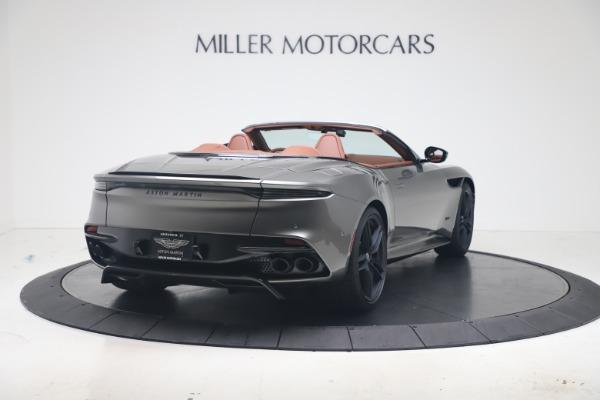 New 2020 Aston Martin DBS Superleggera Volante for sale $375,916 at Maserati of Westport in Westport CT 06880 6