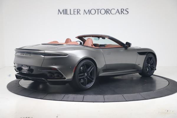 New 2020 Aston Martin DBS Superleggera Volante for sale $375,916 at Maserati of Westport in Westport CT 06880 7