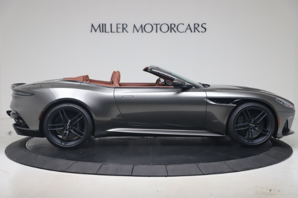 New 2020 Aston Martin DBS Superleggera Volante for sale $375,916 at Maserati of Westport in Westport CT 06880 8