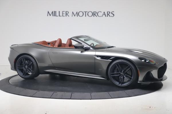 New 2020 Aston Martin DBS Superleggera Volante for sale $375,916 at Maserati of Westport in Westport CT 06880 9