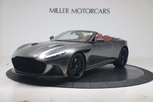 New 2020 Aston Martin DBS Superleggera Volante for sale $375,916 at Maserati of Westport in Westport CT 06880 1