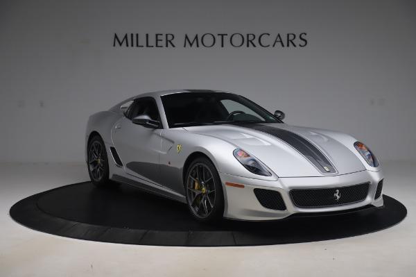 Used 2011 Ferrari 599 GTO for sale Sold at Maserati of Westport in Westport CT 06880 11