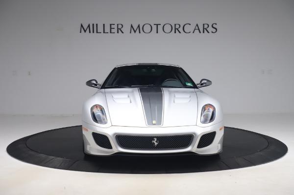 Used 2011 Ferrari 599 GTO for sale Sold at Maserati of Westport in Westport CT 06880 12