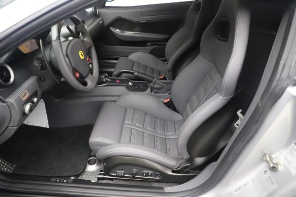 Used 2011 Ferrari 599 GTO for sale Sold at Maserati of Westport in Westport CT 06880 14