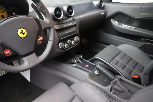 Used 2011 Ferrari 599 GTO for sale Sold at Maserati of Westport in Westport CT 06880 22