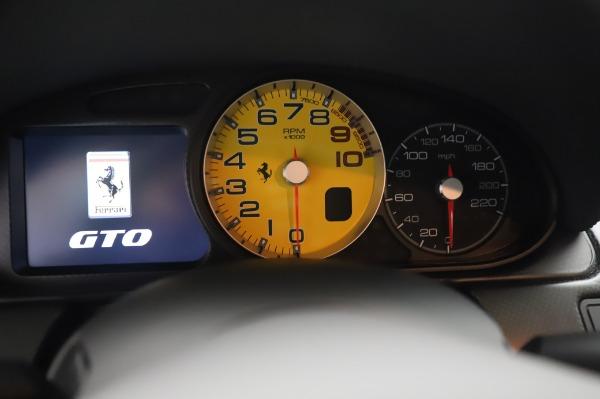 Used 2011 Ferrari 599 GTO for sale Sold at Maserati of Westport in Westport CT 06880 27