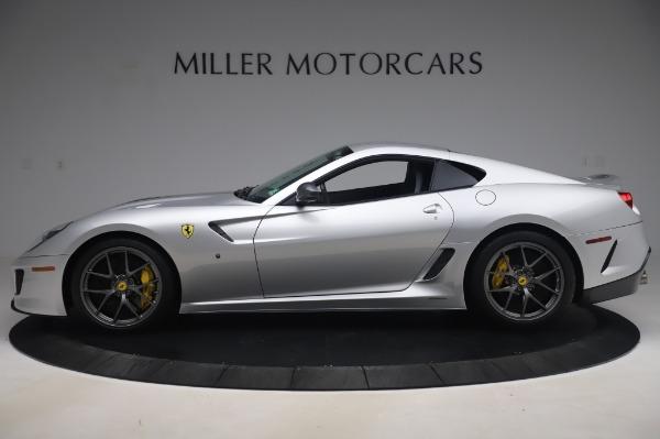 Used 2011 Ferrari 599 GTO for sale Sold at Maserati of Westport in Westport CT 06880 3