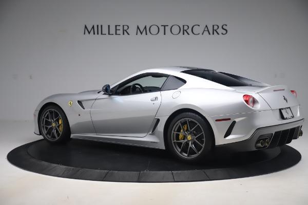 Used 2011 Ferrari 599 GTO for sale Sold at Maserati of Westport in Westport CT 06880 4