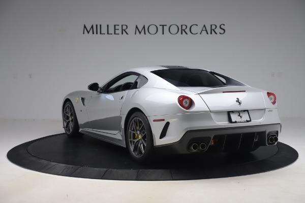 Used 2011 Ferrari 599 GTO for sale Sold at Maserati of Westport in Westport CT 06880 5