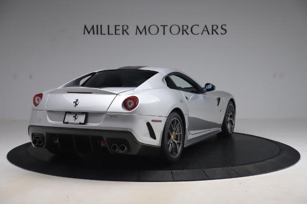 Used 2011 Ferrari 599 GTO for sale Sold at Maserati of Westport in Westport CT 06880 7
