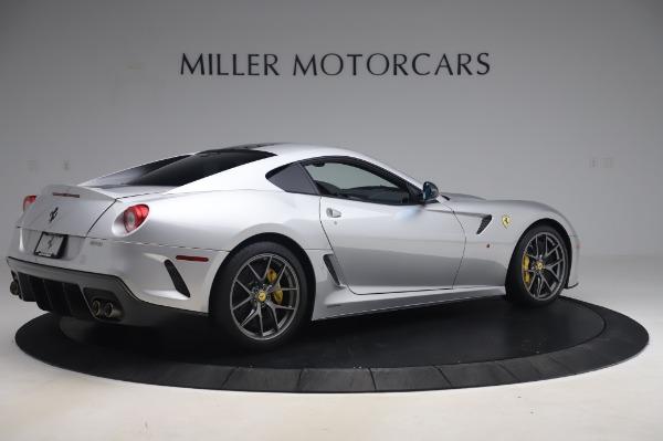 Used 2011 Ferrari 599 GTO for sale Sold at Maserati of Westport in Westport CT 06880 8