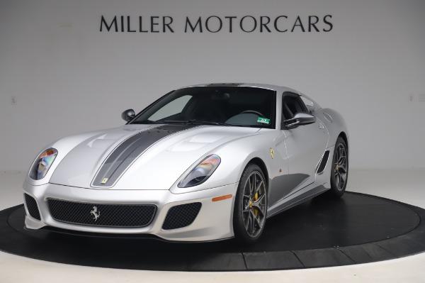Used 2011 Ferrari 599 GTO for sale Sold at Maserati of Westport in Westport CT 06880 1