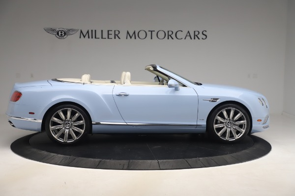 Used 2017 Bentley Continental GT Convertible W12 for sale $169,900 at Maserati of Westport in Westport CT 06880 10