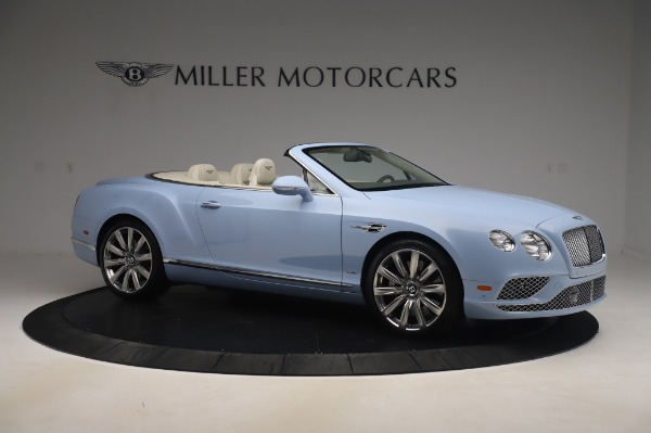 Used 2017 Bentley Continental GT Convertible W12 for sale $169,900 at Maserati of Westport in Westport CT 06880 11