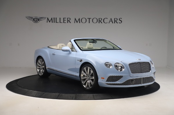 Used 2017 Bentley Continental GT Convertible W12 for sale $169,900 at Maserati of Westport in Westport CT 06880 12