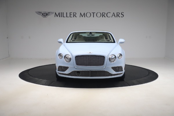 Used 2017 Bentley Continental GT Convertible W12 for sale $169,900 at Maserati of Westport in Westport CT 06880 13