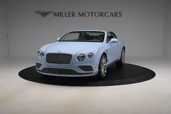 Used 2017 Bentley Continental GT Convertible W12 for sale $169,900 at Maserati of Westport in Westport CT 06880 14