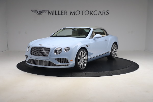 Used 2017 Bentley Continental GT Convertible W12 for sale $169,900 at Maserati of Westport in Westport CT 06880 15