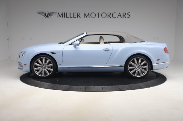 Used 2017 Bentley Continental GT Convertible W12 for sale $169,900 at Maserati of Westport in Westport CT 06880 16