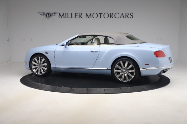 Used 2017 Bentley Continental GT Convertible W12 for sale $169,900 at Maserati of Westport in Westport CT 06880 17