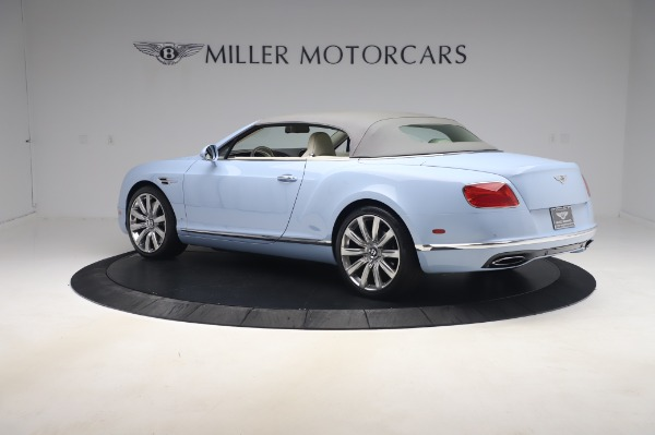 Used 2017 Bentley Continental GT Convertible W12 for sale $169,900 at Maserati of Westport in Westport CT 06880 18