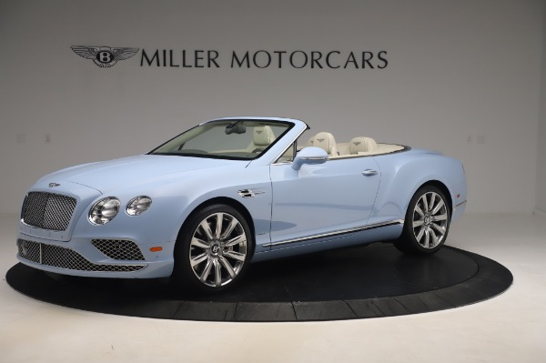 Used 2017 Bentley Continental GT Convertible W12 for sale $169,900 at Maserati of Westport in Westport CT 06880 2
