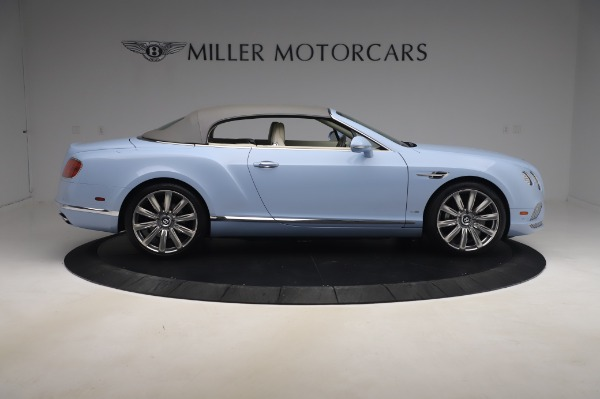 Used 2017 Bentley Continental GT Convertible W12 for sale $169,900 at Maserati of Westport in Westport CT 06880 22