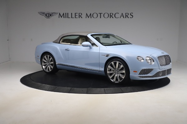 Used 2017 Bentley Continental GT Convertible W12 for sale $169,900 at Maserati of Westport in Westport CT 06880 23