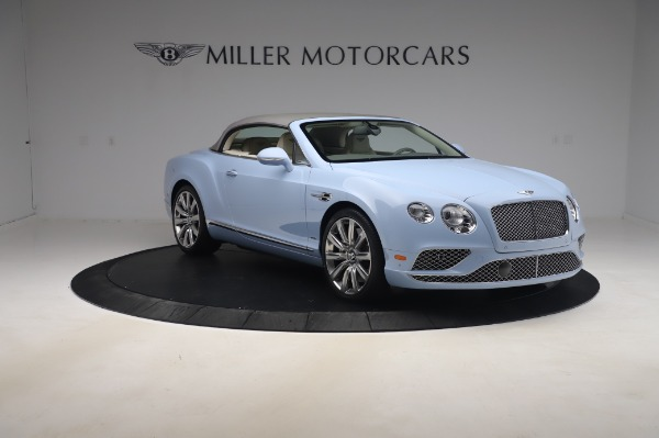 Used 2017 Bentley Continental GT Convertible W12 for sale $169,900 at Maserati of Westport in Westport CT 06880 24