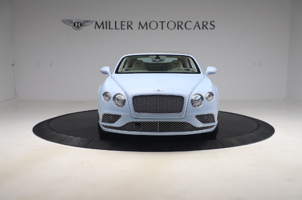 Used 2017 Bentley Continental GT Convertible W12 for sale $169,900 at Maserati of Westport in Westport CT 06880 25