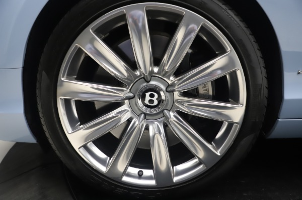 Used 2017 Bentley Continental GT Convertible W12 for sale $169,900 at Maserati of Westport in Westport CT 06880 27