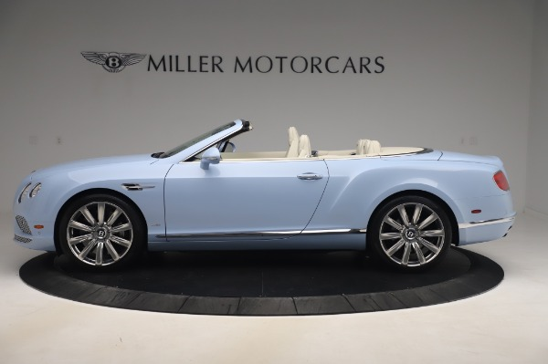 Used 2017 Bentley Continental GT Convertible W12 for sale $169,900 at Maserati of Westport in Westport CT 06880 3