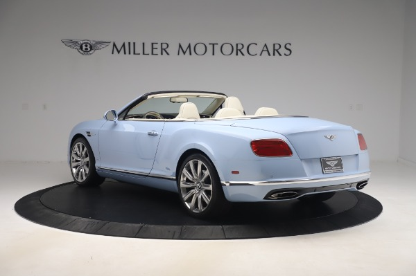 Used 2017 Bentley Continental GT Convertible W12 for sale $169,900 at Maserati of Westport in Westport CT 06880 5