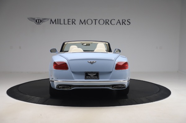 Used 2017 Bentley Continental GT Convertible W12 for sale $169,900 at Maserati of Westport in Westport CT 06880 6