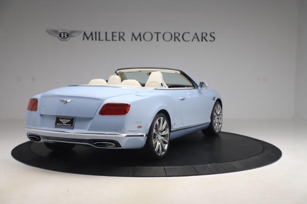 Used 2017 Bentley Continental GT Convertible W12 for sale $169,900 at Maserati of Westport in Westport CT 06880 7